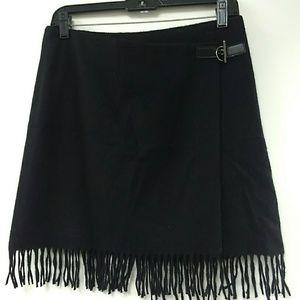 S Jenne Maac Wool Skirt